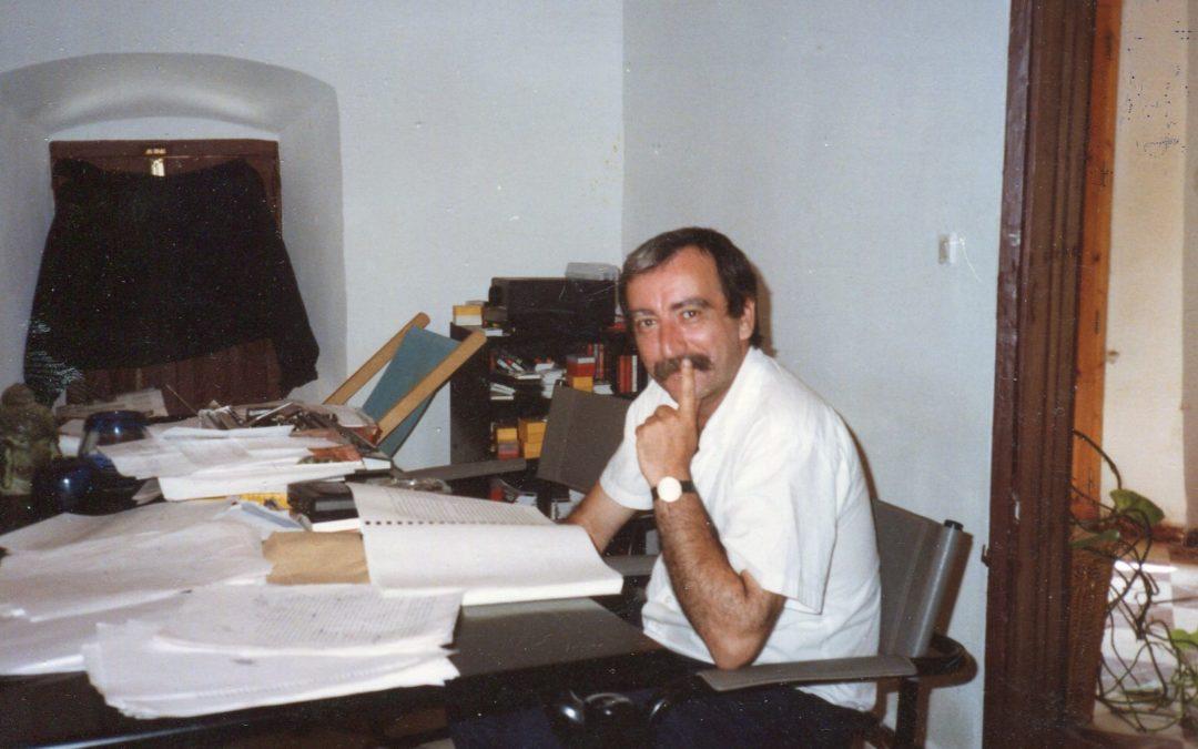El novelista perplejo, por Alfons Cervera
