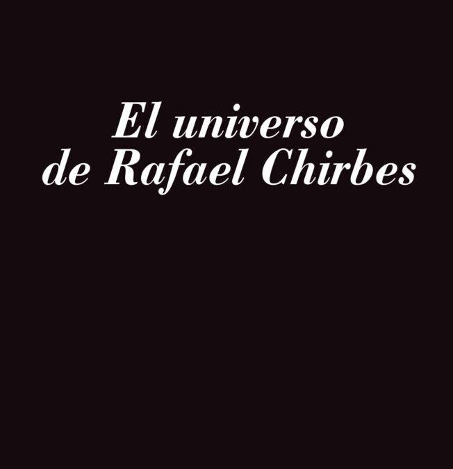 «Nuevos ensayos críticos sobre Chirbes: edición de Anagrama».